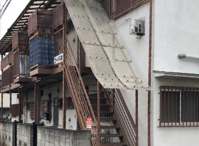 古アパート(居抜き)の買取り
